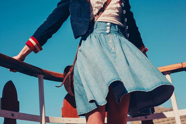 Spódnice na wiosnę są odpowiedzią na powrót retro i vintage.