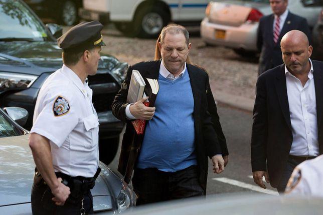 Harvey Weinstein oddał się w ręce policji 25 maja
