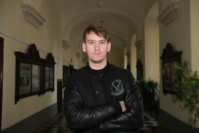 Oskarżany o gwałt Jakub Dymek żąda przeprosin.