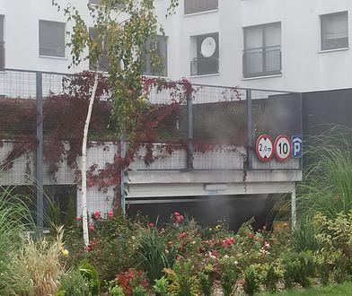 Warszawa. W garażu spłonęły samochody
