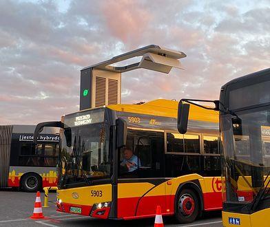 Warszawa. Zaapelowano o wsparcie dla inwestycji związanych z zeroemisyjnym transportem publicznym