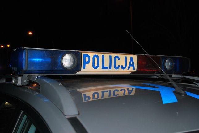 Wypadek w Coniewie. Utrudnienia na DK 79 w stronę Góry Kalwarii