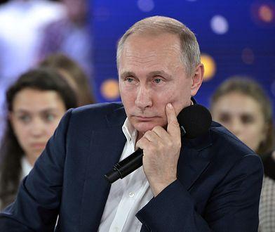 Polska strona nie zaprosiła Putina