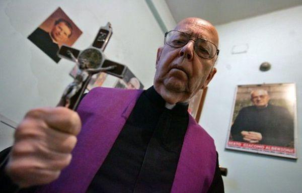 Ksiądz Gabriele Amorth
