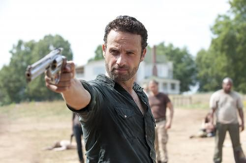 """Andrew Lincoln w """"The Walking Dead"""""""