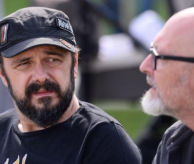 Arkadiusz Jakubik jest stałym współpracownikiem Wojtka Smarzowskiego.