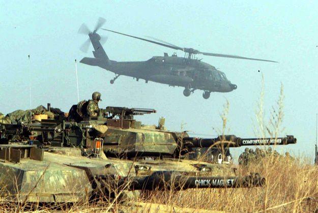 Pentagon rozważa przesunięcie do Europy Wschodniej ciężkiego uzbrojenia, w tym m.in. czołgów