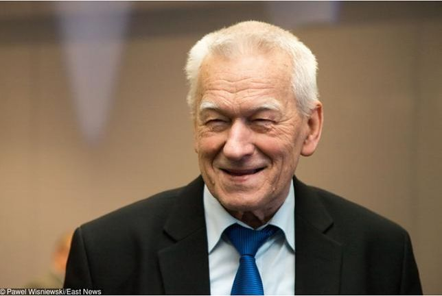 Marszałek senior Kornel Morawiecki, ojciec premiera