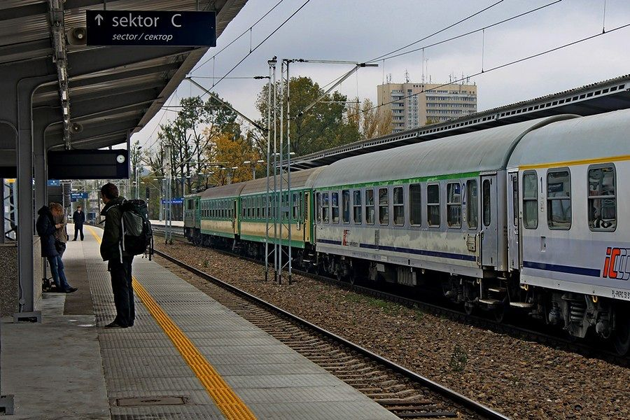 Szybciej pociągiem z Warszawy do Gdańska?