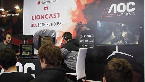 Polska premiera marki Lioncast i monitory AOC [Konkurs]