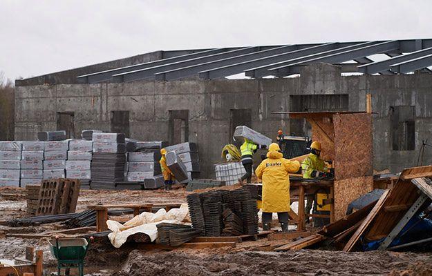 Śmiertelny wypadek na terenie budowy bazy w Redzikowie