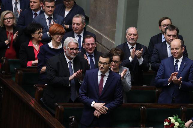 Mateusz Morawiecki wkrótce ma dokonać zmian w rządzie