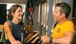 """""""Results"""": Guy Pearce z własną siłownią"""