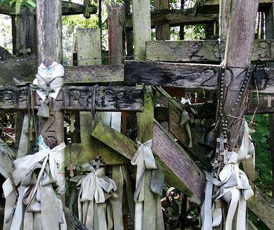 Góra Grabarka jest w Polsce najważniejszym miejscem prawosławnych pielgrzymek