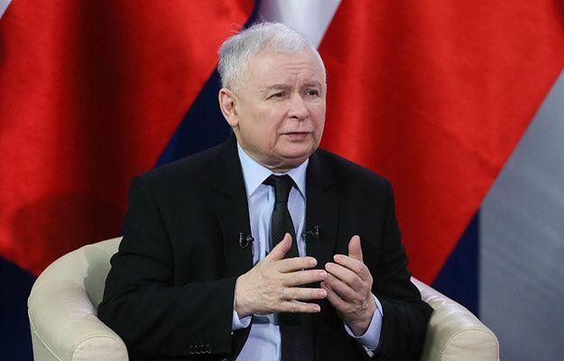 Prezes PiS Jarosław Kaczyński: Krajowa Rada Sądownictwa to instytucja postkomunistyczna