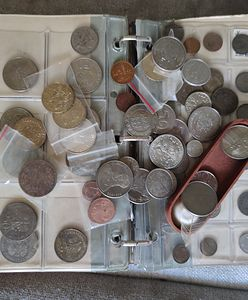Monety warte miliony monet. Sprawdziłem, ile mogę dostać za kolekcję dziadka