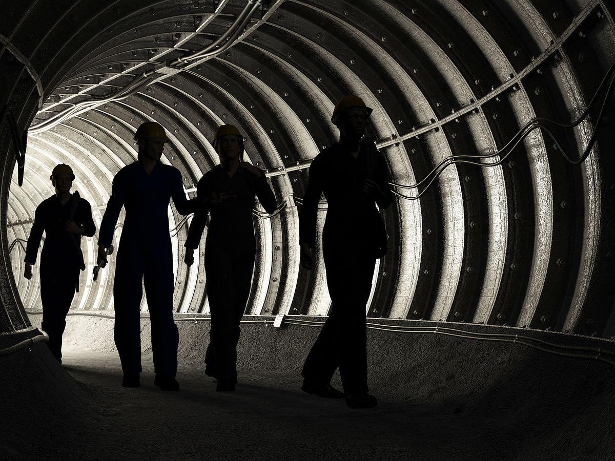 Ukraińscy górnicy odblokowali trasę do granicy z Polską. Protest trwał cztery godziny