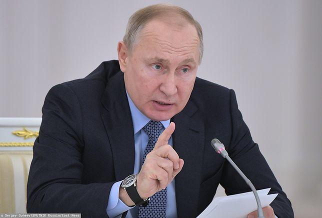 """""""Zagłębianie się w przeszłość to dla Putina ucieczka przed teraźniejszością i przyszłością"""""""