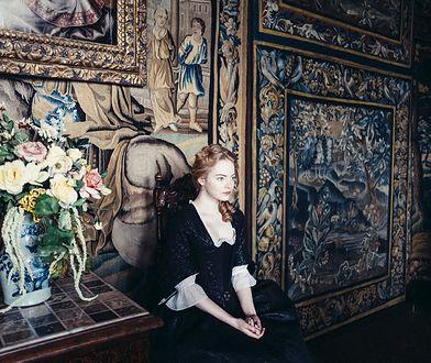 """Emma Stone w filmie """"Faworyta"""""""