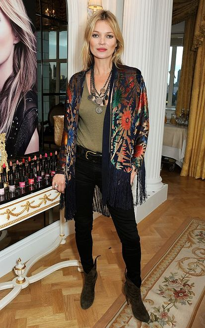 Stylizacja Kate Moss