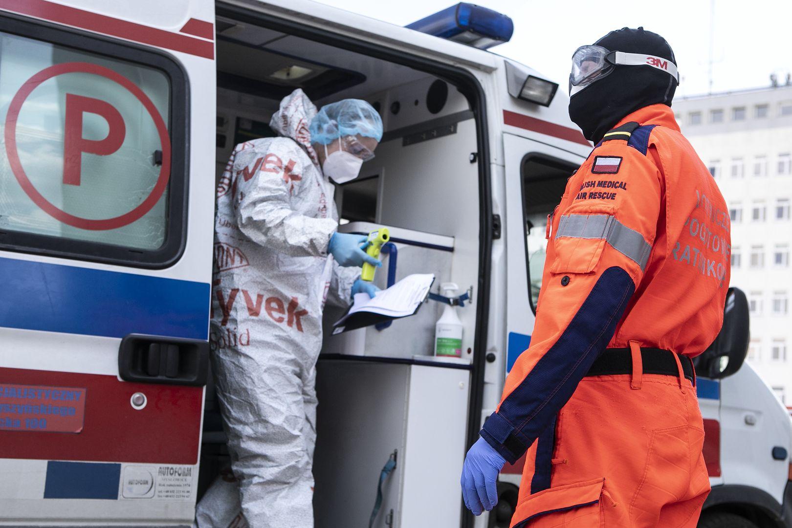 Koronawirus w Polsce. Nowe przypadki. Ministerstwo Zdrowia podało dane (23 lutego)