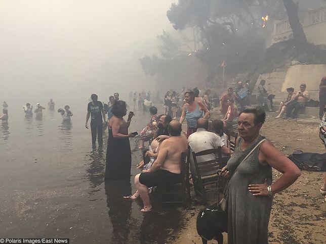 Problemy polskich turystów w Grecji. Mamy informację z Polskiej Izby Turystyki
