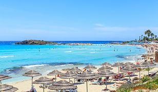Cypr to doskonałe miejsce na plażowanie