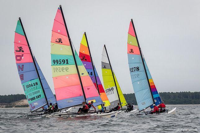 W tym roku żagle w Ustce będą ponownie na fali! W dniach 5-9 sierpnia odbędzie się druga edycja Ustka Charlotta Sailing Days