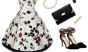 Retro sukienki na lato
