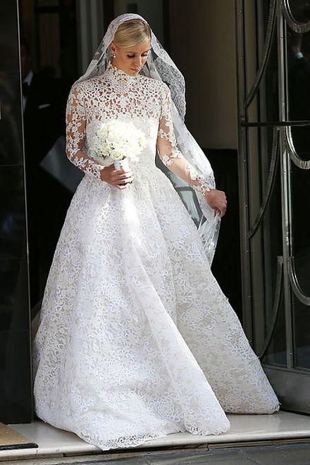 Nicky Hilton w sukni od Valentino