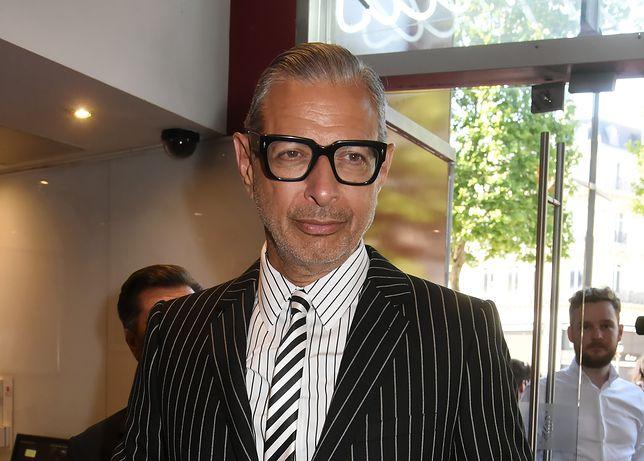 Jeff Goldblum skończył w tym roku 66 lat