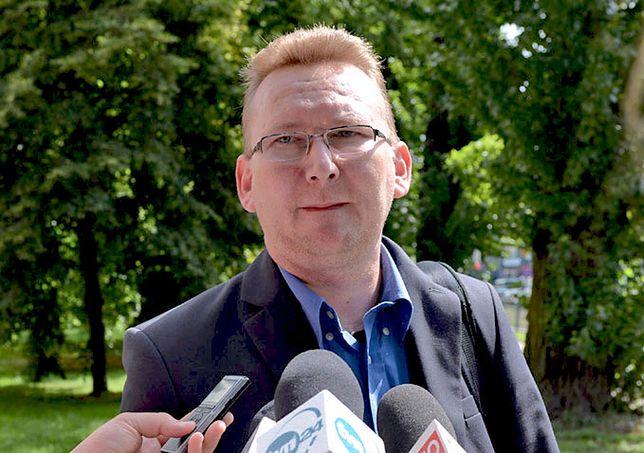 Piotr Walentynowicz otrzymał status pokrzywdzonego w rosyjskim śledztwie