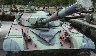 Burza wokół czołgów T-72. Za 1,75 mld zł wyklepią i odmalują takie skorupy