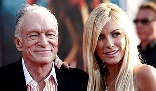 """84-letni założyciel """"Playboya"""" żeni się z 24-letnią modelką"""