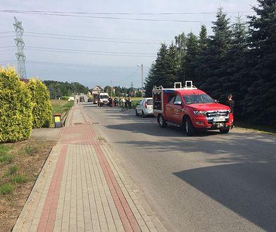Łoniowa. 25-latek potrącił rowerzystkę. Kobieta nie żyje