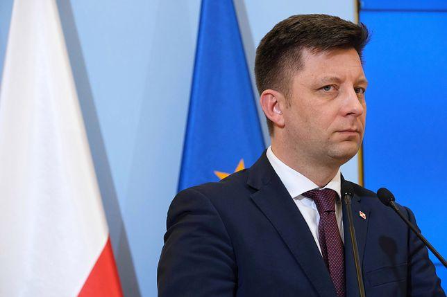 Koronawirus w Polsce. Michał Dworczyk o kwarantannie wiceministrów i urzędników