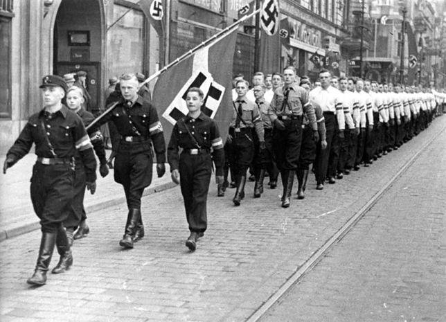 Niemcy w Poznaniu w październiku 1939 r.