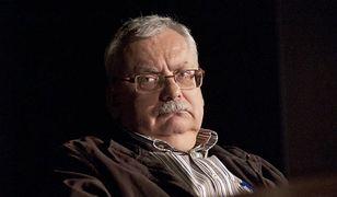 Krzysztof Sapkowski, syn Andrzeja Sapkowskiego zmarł mając 47 lat.