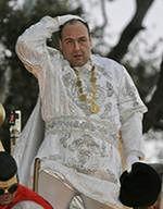 Tony Soprano na ślubnym kobiercu