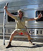 Russell Crowe żegna Łowcę Krokodyli