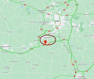 Pawlikowice. Wypadek na S8. Trasa w kierunku Wrocławia zablokowana
