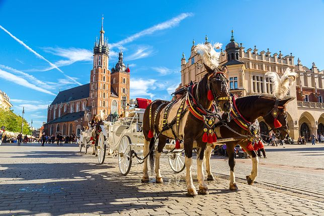 Kraków numerem jeden w turystycznym zestawieniu. Pokonał m.in. Barcelonę