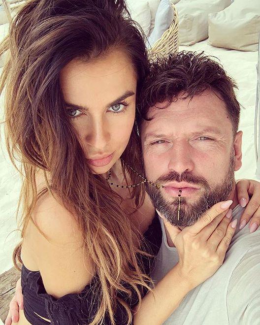 Natalia Siwiec i Mariusz Raduszewski dziś tworzą rodzinę