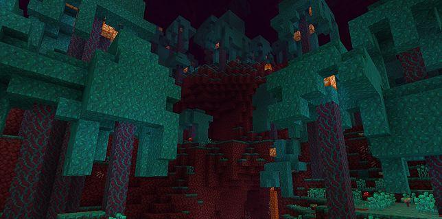 Nowy wytrzymały surowiec w Minecraft i trzy nowe biomy świata Nether