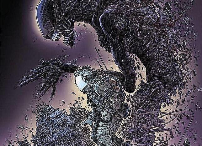 """Aliens. Dead Orbit - Orbita śmierci"", wyd. Scream Comics, 2019"