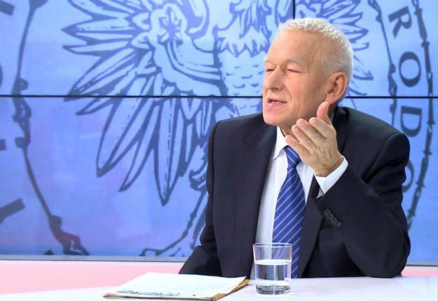 Kornel Morawiecki: jeśli ktoś chce bronić Wałęsy, niech skłoni go do powiedzenia prawdy