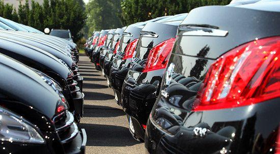 Luksusowe auta dla urzędników prezydencji - zdjęcia