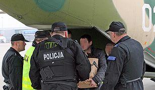 Szwed Anders Hoegstroem już w polskim areszcie
