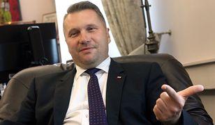 Przemysław Czarnek. Dwa awanse w dwa dni. Błyskotliwa kariera z bagażem dyscyplinarek