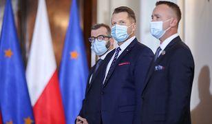 PiS przecina spekulacje: Przemysław Czarnek zostanie ministrem